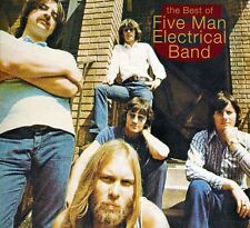 Best Of The Five Man Electrical Band - Five Man Electrical Band (2012, CD NIEUW)