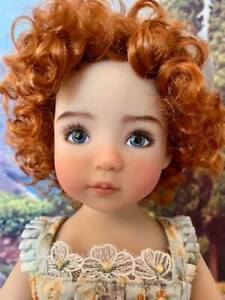 """Dianna Effner #1 Little Darling """"Abigail' MDCC Exclusive LE100 NRFB HAND PAINTED"""