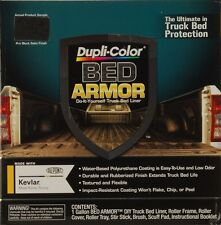 Dupli-Color BAK2010 Bed Coating Bed Armor 1-Gallon Kit