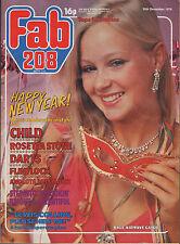 Fab 208 Magazine 30 December 1978    Child