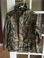 Rocky Youth XL Hunting Rain Jacket Mesh Lining Warm EUC