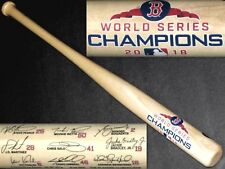3a6eb4702e2 BOSTON RED SOX 2018 WORLD SERIES CHAMPIONS~MINI 18