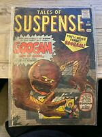 Tales of Suspense comic #17 Marvel May 1961 GD 2.0 FREE SHIPPING!