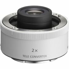 Sony 2,0x Telekonverter SEL20TC 2.0x Teleconverter für E-Mount Full Frame 2x NEU