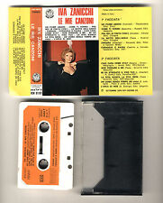 Mc IVA ZANICCHI Le mie canzoni - Variety 1974 Musicassetta Serie Penny