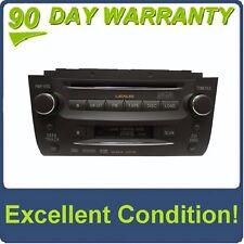 2007 LEXUS OEM Mark Levinson SAT Radio Tape Cassette 6 Disc CD Player P1504