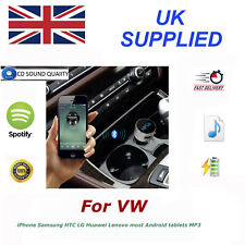 VW Bluetooth FM charger iPhone 5 7 8 X HTC Nokia LG Galaxy SamsungS7 S8 S9 S10