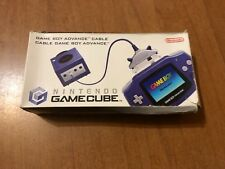gba gamecube  Nintendo GameCube cavi gameboy advance cable