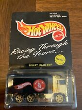 1995 Hot Wheels Racing Through The Years Hiway Hauler Limited 8k Mattel Toymaker