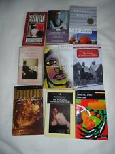 9 Books, Beloved Our Town Jane Eyre 7 Gables Awakening Light in August Black Boy