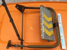 U.S. old truck external mirror and frame, 5 x 10 inch.    Item:  8122