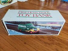 Hess 1985 First Hess Truck Toy Bank   C