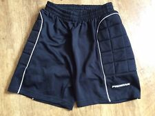 Prostar Mens Keeper Shorts Size Small Black