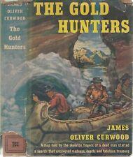 1944 Vtg Gold Hunters Canadian Wilderness Indian Tribes Great Northwest DJ Art