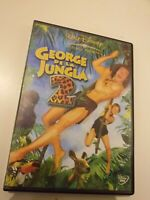 Dvd    GEORGE DE LA JUMGLA 2 DE WALT DISNEY