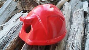 Rugged RED HDPE CUPHILT SCA ARMOR LARP SWORD Rattan Heavy List