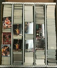 HUGE Lot of 5000+ Basketball Cards! Common Cards Assorted 1990's