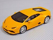 Rc Car Lamborghini Huracan Lp 610 Ms 1/14 Radio Control 2.4Ghz Yellow