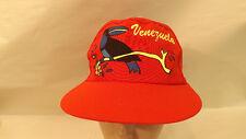 Vtg Venezuela  Snapback Hat/Cap NOS Trucker