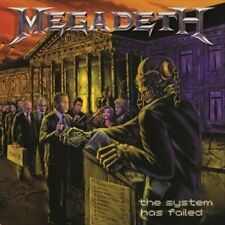 The System Has Failed by Megadeth (Vinyl, Feb-2013, Music on Vinyl)