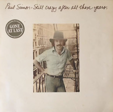 PAUL SIMON - Still Crazy After All These Years (LP) (VG/G+)