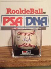Carson Fulmer Signed Baseball PSA Rookieball White Sox First Round Pick