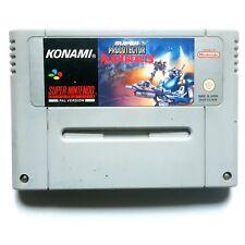Super Nintendo Spiel Super Probotector (SNES, PAL)