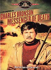 Messenger of Death DVD, Gene Davis, Penny Peyser, John Ireland, Jeff Corey, Char