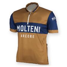 Retro  MOLTENI ARCORE Cycling Jerseys  Cycling Short Sleeve Jerseys