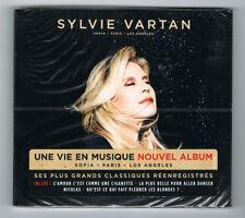 SYLVIE VARTAN - UNE VIE EN MUSIQUE - CD 16 TITRES - 2015 - NEUF NEW NEU