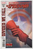 Ultimate Spider-Man #13 (Oct 2012) Divided We Fall [Miles Morales] Cap America Q
