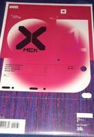 X-MEN #1 MARVEL 2019  DX Muller Design Variant 1:10 Retailer Incentive Cover NM