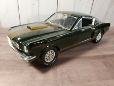 Shelby Collectibles 1966 Shelby GT 350H Hertz Green/Gold 1:18 Scale Diecast Car