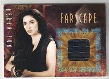 Farscape Season 1 Aeryn Sun Costume Material Card C2