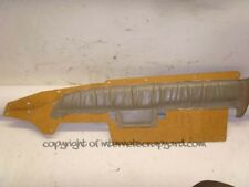 Nissan Patrol Y61 3.0 97-13 GR OSF RH front door card centre leather trim panel