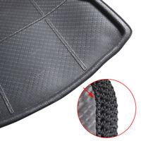 Black Cargo Trunk Mat Boot Liner Plastic Foam for Mazda 3 BM BN 2014-17 Sedan