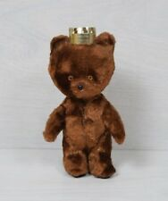 Vintage Collectible German East Germany Berlin GDR Bear Mascot Olympic Games