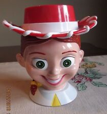 Toy Story   JESSE     Disney ON Ice Flip TOP Hat Pixar cup mug