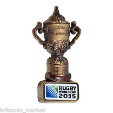 PIN - BADGE RUGBY WORLD CUP 2015 -  WEBB ELLIS POKAL - CUP