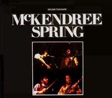 mckendree spring - second thoughts + 3 bonus ( UK 1971 )  CD