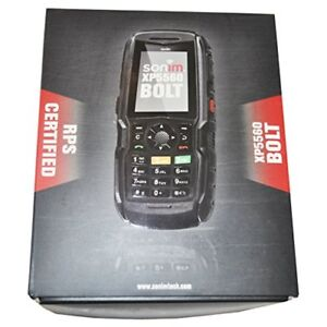 BRAND NEW SONIM XP5560 bolt -TOUGH - WATERPROOF -2MP- 2G- BUILDER MOBILE PHONE
