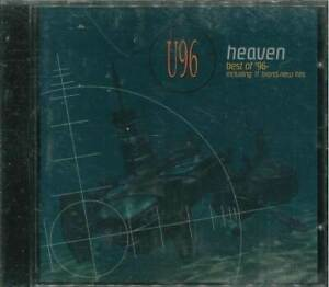 """U96 """"Heaven (Best Of '96 - Including 11 Brand New Hits)"""" CD (Special Edition)"""