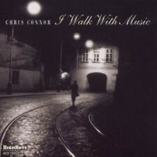 Chris Connor - I Walk with Music [New CD]