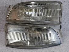 96 00 Toyota Chaser JZX100 Mark2 Cresta Zenki Fog Light set JDM OEM