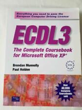 ECDL3 Complete Coursebook for Microsoft Office XP