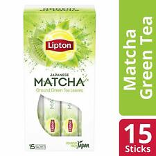 Lipton Japanese Matcha Green Tea 15 g
