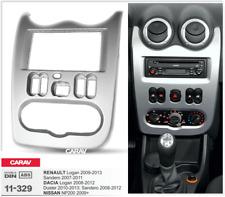 CARAV 11-329 Car Radio Fascia Panel for RENAULT Logan;Sandero/DACIA/NISSAN NP200