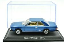 Fiat 130 Coupe Scale 1/43 Car Models diecast NOREV collection vehicles