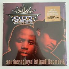 OutKast - Southernplayalisticadillacmuzik - Vinyl LP - BRAND NEW AND SEALED