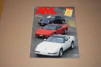CORVETTE , HONDA NSX , AUDI 100 , PORSCHE 911 TURBO , BMW ALPINA